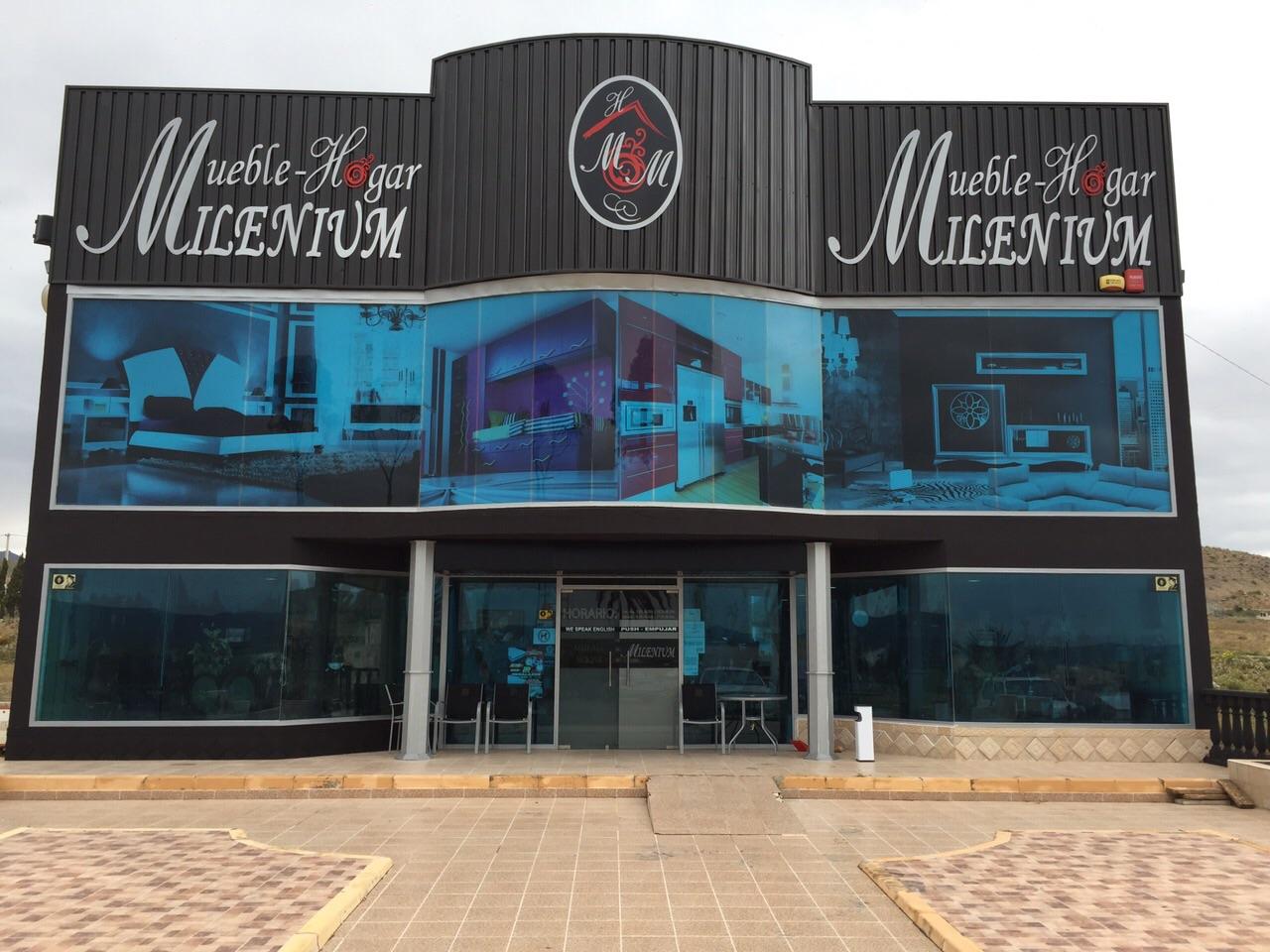 Dormitorio juvenil por 49 mueble hogar milenium tienda for Hogar del mueble