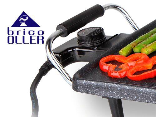 fácil y sana con la Plancha de Asar de BricoOller, cocinas y ...