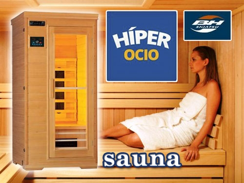 Sauna bh shiatsu single en hiperocio albox y ofertas en for Productos para singles