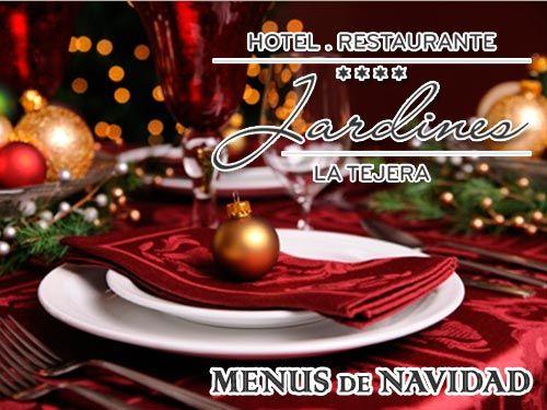 Cenas de navidad en restaurante jardines la tejera de for Hotel jardines la tejera
