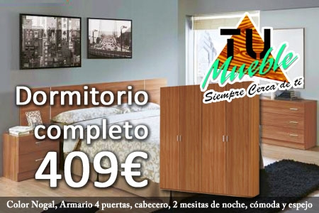 Ofertas muebles piso completo stunning ofertas muebles for Tu mueble barato
