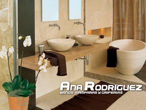 Liquidaci n de muebles y accesorios de ba o de exposici n for Liquidacion muebles de bano