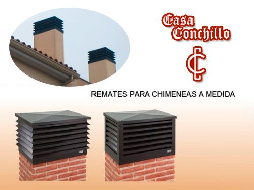 Protege tu chimenea con  Casa Conchillo de Albox