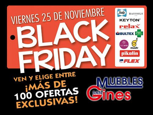 Descuentos muebles cheap muebles anticrisis with for Muebles black friday