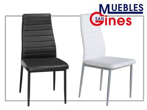 Por la compra de 2 sillas te regalamos otra silla for Muebles sillas oferta