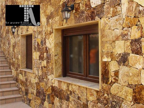 20 descuento en productos r sticos para fachadas y - Pavimentos rusticos para interiores ...