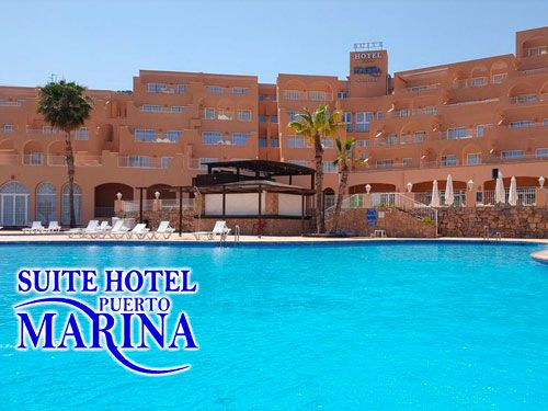 Dos noches gratis con desayuno buffet en suite hotel - Hotel puerto marina mojacar ...