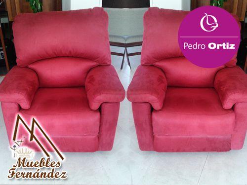 Descuento 50 en conjunto sof s 3 plazas 2 sillones pedro - Pedro ortiz precios ...