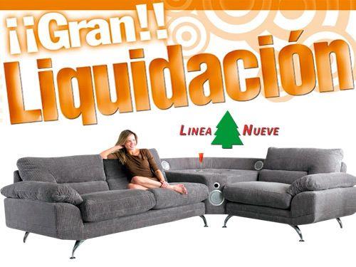 Gran liquidaci n por reformas de nuestros sof s de marcas for Sofas por 50 euros