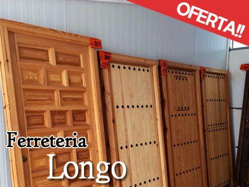 Quieres ver puertas de madera maciza 1 calidad for Ofertas de puertas de interior