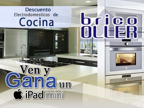 10 descuento en electrodom sticos de cocina en brico - Electrodomesticos profesionales cocina ...