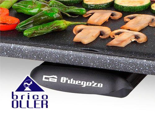 Cocina fácil y sana con la Plancha de Asar de BricoOller, cocinas y ...