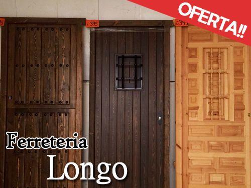 Quieres ver puertas de madera maciza 1 calidad for Puertas de madera en oferta