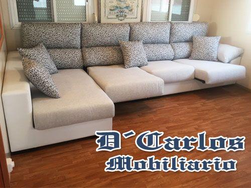 Sof s a medida exacta de tu espacio sin perder ni un for Fabricantes de sofas