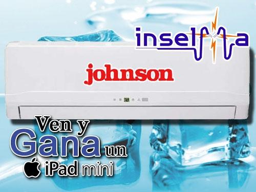 Aire acondicionado johnson con inselma electricidad en albox for Aire acondicionado johnson precios