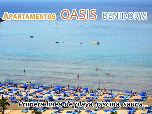 Tus vacaciones de semana santa disfr talas en apartamentos oasis benidorm - Ofertas de apartamentos en benidorm ...