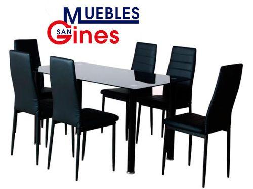 Espectacular oferta en muebles san gin s de hu rcal overa for Muebles sillas oferta