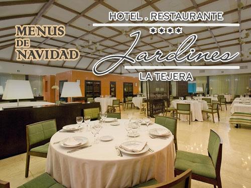 Restaurante jardines la tejera en olula del rio te ofrece for Hotel jardines la tejera