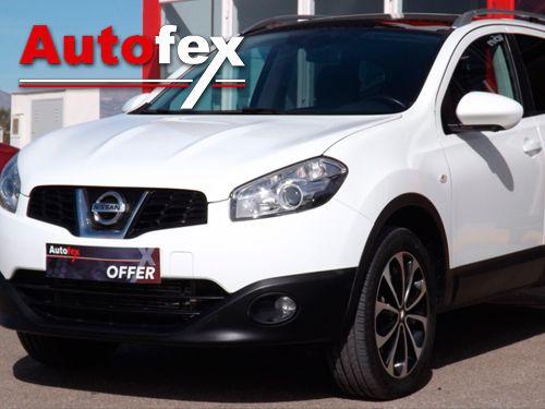 Qué Coche!! Nissan Qashqai Tekna en Autofex de Albox y Antas