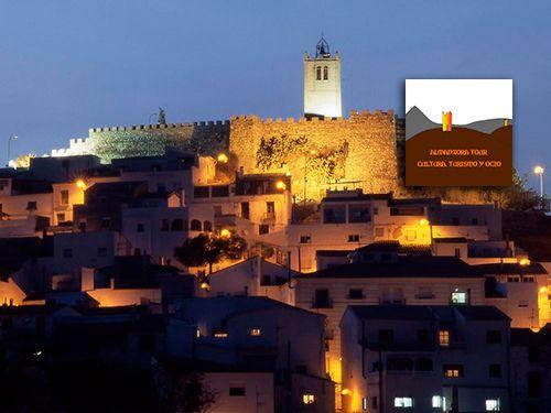 Visita Guiada por el Castillo Nazarí, Iglesia, La Ermita, Las Menas,… Serón (Almería)