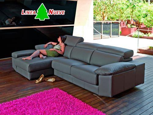 Sof chaise longue de pedro ortiz en l nea nueve albox for Mundo mueble catalogo