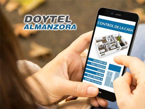 Edificios inteligentes con nuestra Domótica. Sistemas de Domótica Avanzada con Doytel Almanzora