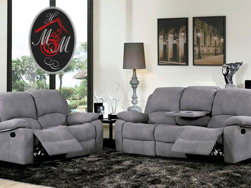 Sof 2 3 plazas desde 289 mueble hogar milenium for Muebles en almeria ofertas