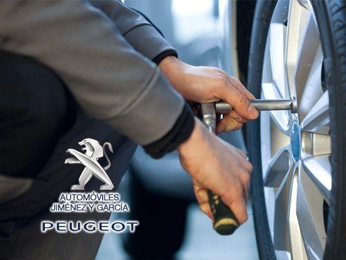 Grandes descuentos para aliviar la Cuesta de Enero!!  Automóviles Jiménez y Garcia-Peugeot de Albox