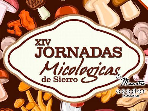 XIV Jornadas Micológicas de Sierro el 18 y 19 de Noviembre.