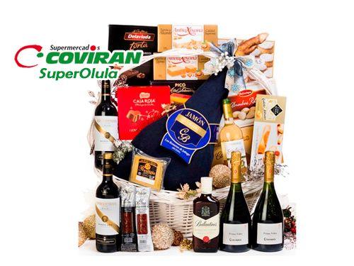 Lote de Navidad por 14.95€. Super Olula Covirán, supermercados en Olula del Río