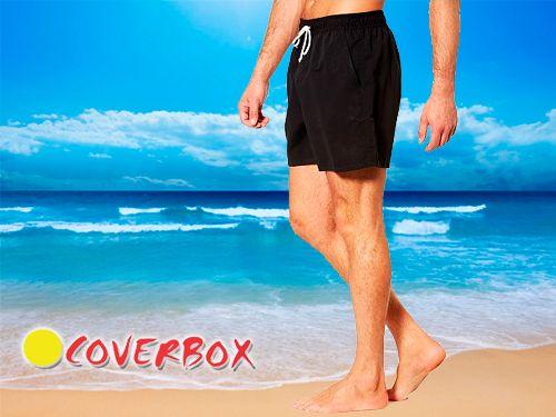 Bañadores de diseño con estilo y calidad, hombre y niño en Coverbox