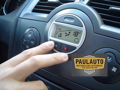 Recarga Aire Acondicionado por 60 Euros en Mecánicos Paulauto en Cantoria (Almería)