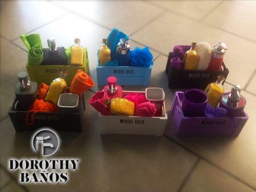 Pack Especial Baño ideal para Regalar,  con Dorothy Baños de Albox