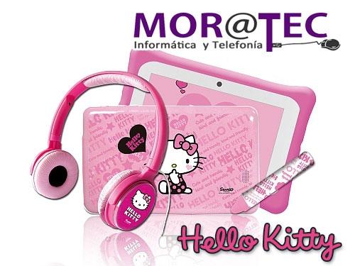 """Hello Kitty Tablet 7"""" en Moratec Tíjola, Informática y Telefonía"""