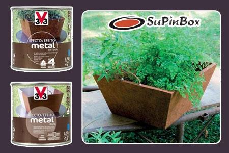 Consigue un efecto oxido para decorar por solo 24.61€ en Supinbox en Albox