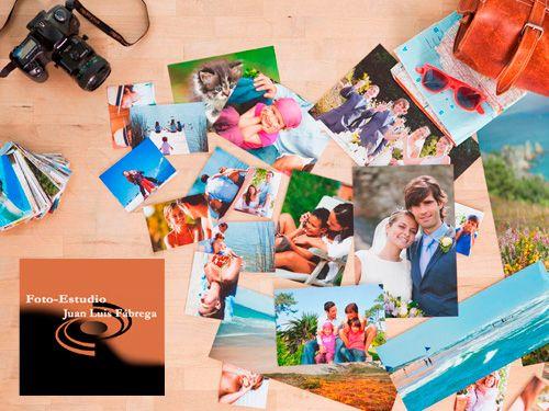 Revelado de 100 fotos por sólo 19€ y Regalo de Taza personalizada en Foto-Estudio Juan Luis Fábrega, fotógrafos en Olula del Río