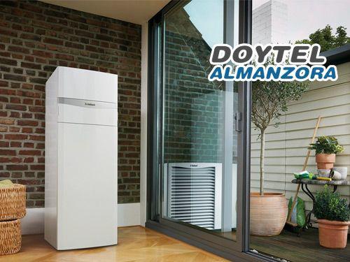 Aire Acondicionado limpio, que respeta el medio ambiente y tu bolsillo: Aerotermia con Doytel Almanzora
