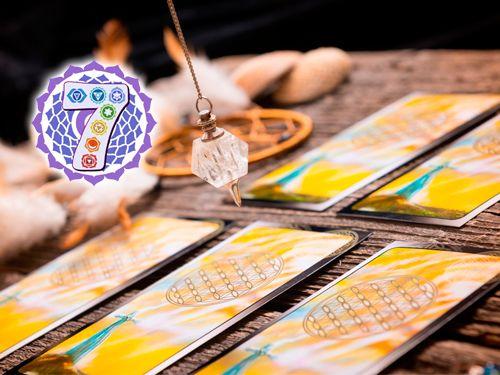 Consulta de Tarot o Carta Astral por 12€!  Tienda 7 Chakras en Almería