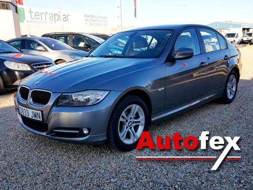 BMW gasolina … que coche!! Autofex de Albox y Antas