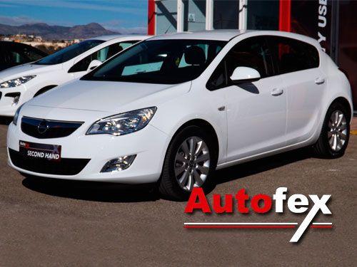 Opel Astra 1.7 Diesel por 10.200 Euros!!! Autofex, coches de segunda mano en Albox y Antas