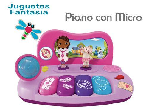 Piano con Micro niño o niña por 12€! Juguetes Fantasía de Huércal-Overa