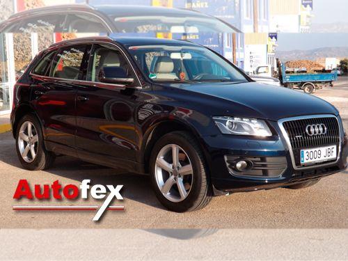 Audi Q5, quattro 3.0 diesel en perfecto estado!! Autofex, coches segunda mano en Albox y Antas