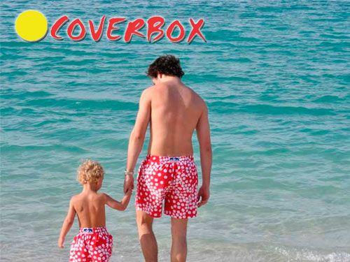 Confección de Bañadores de Caballero y Niño, exclusividad con Coverbox