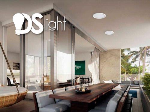 Iluminaci n downlight led extraplano para tu hogar clase a - Iluminacion led hogar ...