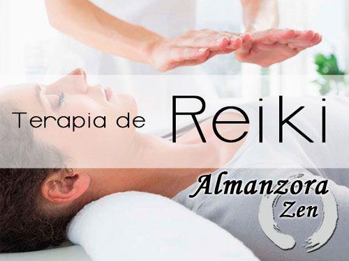 Sesión de Reiki para equilibrar tu mente, calmar tus dolores y sentirte perfect@!! Almanzora Zen Albox