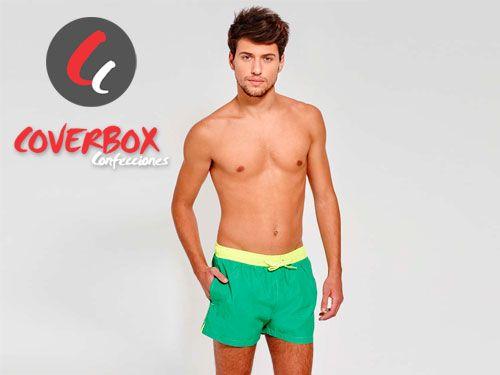 Confección de Bañadores de Caballero, Coverbox