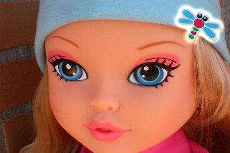 Regala la Muñeca Sandra de un metro de estatura y que emite frases, la tienes por 20€ en Juguetes Fantasía de Huercal Overa