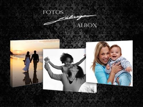 Foto Lienzo personalizado en Fotos Fábrega Albox