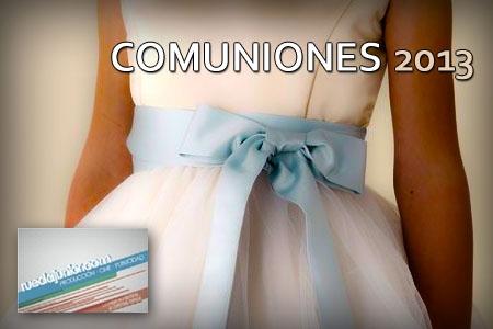Especial Comuniones - Reportaje integro en DVD, desde la casa hasta el restaurante por solo 190€ en Ruedajunior