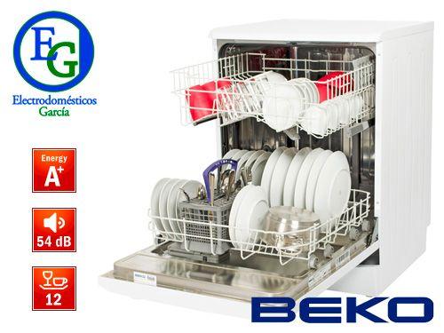 Lavavajillas Beko en Electrodomésticos Garcia de Velez-Rubio